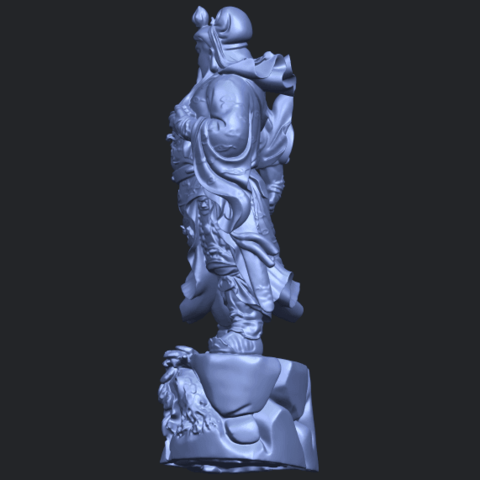 06_TDA0241_Guan_Gong_iiB05.png Download free STL file Guan Gong 02 • 3D printing template, GeorgesNikkei