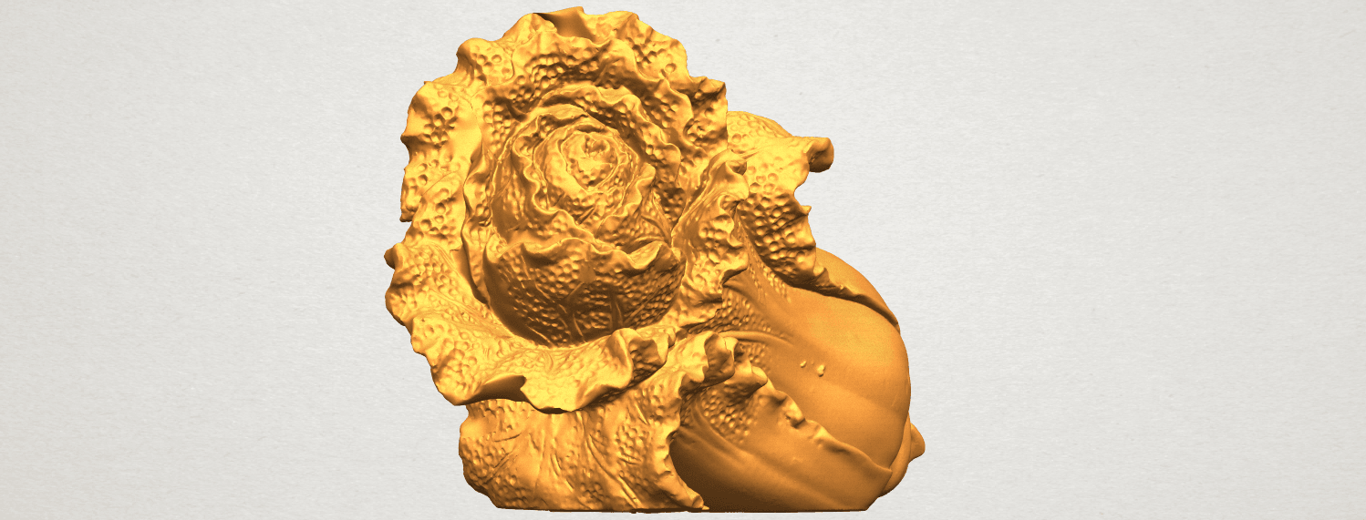 A10.png Download free STL file Vegetable - Fatt Choi 04 • 3D print template, GeorgesNikkei