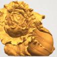 Télécharger plan imprimante 3D gatuit Légumes - Fatt Choi 04, GeorgesNikkei