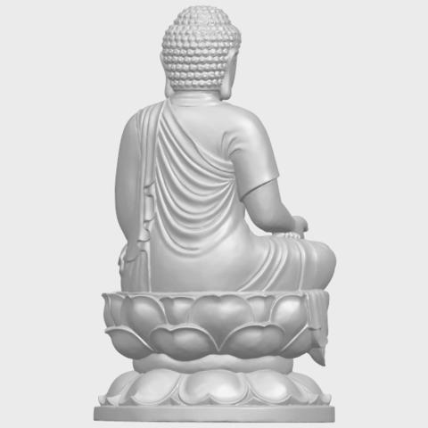 01_TDA0174_Gautama_Buddha_(ii)__88mmA07.png Download free STL file Gautama Buddha 02 • 3D print template, GeorgesNikkei