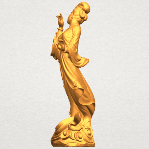 TDA0448 Fairy 03 A03.png Download free STL file Fairy 03 • 3D printable object, GeorgesNikkei
