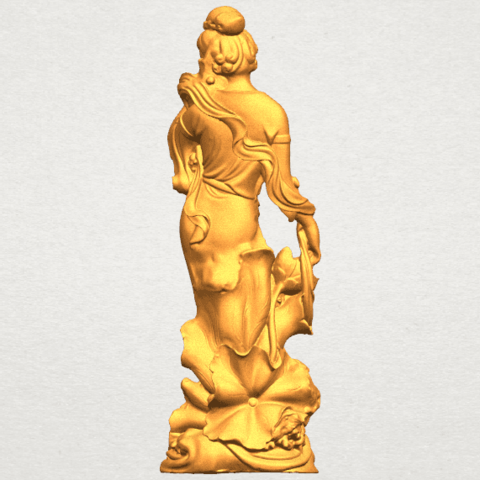 TDA0449 Fairy 04 A04.png Download free STL file Fairy 04 • Object to 3D print, GeorgesNikkei