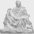 05_TDA0238_La_PietaA01.png Télécharger fichier STL gratuit La Pieta • Modèle pour impression 3D, GeorgesNikkei