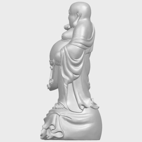 23_TDA0234_Metteyya_Buddha_08A04.png Download free STL file Metteyya Buddha 08 • 3D printing model, GeorgesNikkei