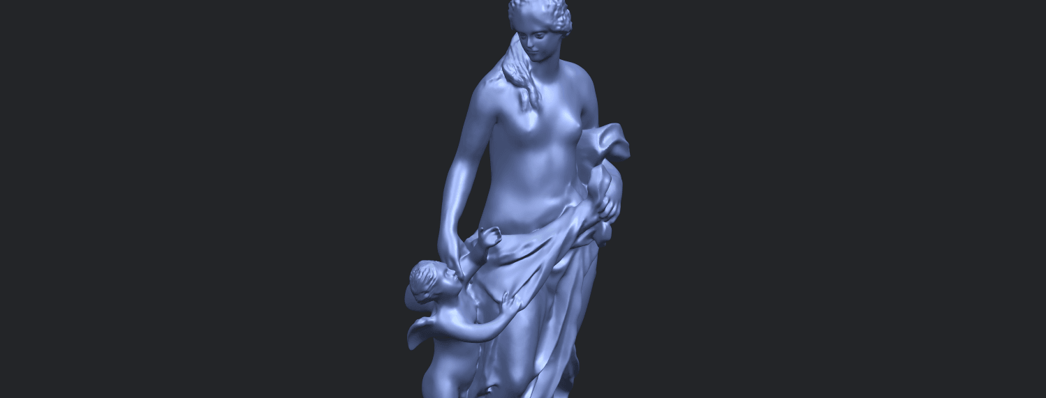 08_Mother_and_Child_v_80mmA10.png Download free STL file Mother and Child  05 • 3D printable model, GeorgesNikkei