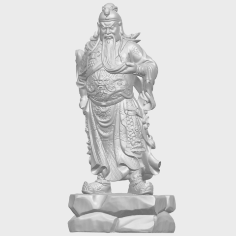 03_TDA0330_Guan_Gong_iiiA02.png Download free STL file Guan Gong 03 • 3D printable template, GeorgesNikkei
