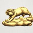 plan 3d gratuit Horoscope chinois 03 Tigre Tigre, GeorgesNikkei