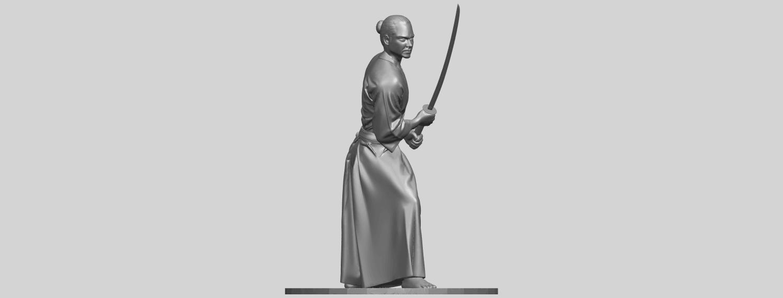 05_TDA0544_Japanese_WarriorA09.png Download free STL file Japanese Warrior • 3D printer model, GeorgesNikkei