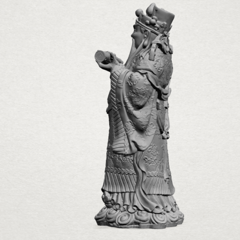 God of Treasure - A03.png Download free STL file God of Treasure • 3D printing model, GeorgesNikkei