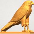 A07.png Télécharger fichier STL gratuit Aigle 04 • Design imprimable en 3D, GeorgesNikkei