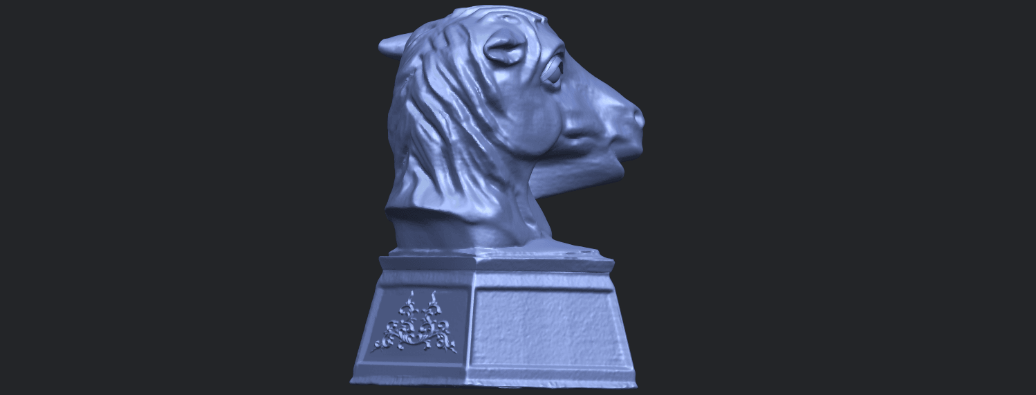 11_TDA0514_Chinese_Horoscope_of_Horse_02B08.png Download free STL file Chinese Horoscope of Horse 02 • 3D printer model, GeorgesNikkei