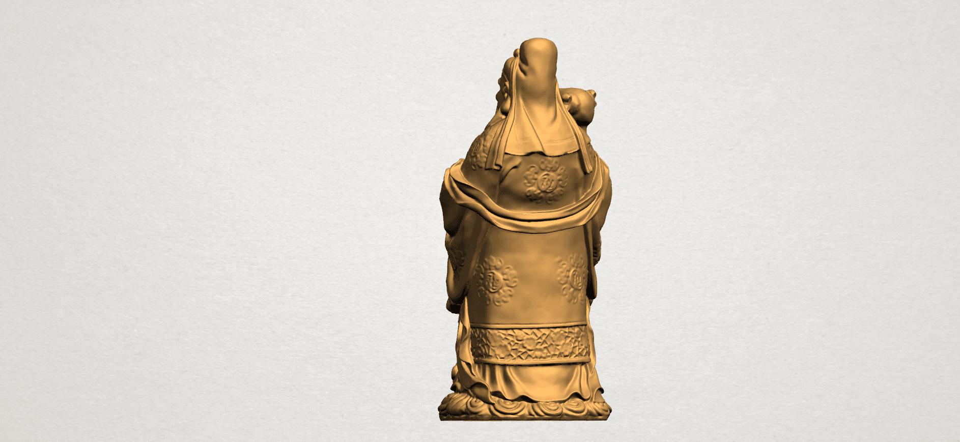 Fook (Fook Look Sao) 80mm - A04.png Télécharger fichier STL gratuit Fook (Fook Look Sao) • Design à imprimer en 3D, GeorgesNikkei