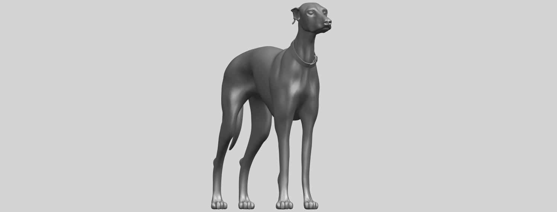 20_TDA0531_Skinny_Dog_03A03.png Download free STL file Skinny Dog 03 • 3D printer model, GeorgesNikkei