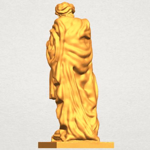A06.png Télécharger fichier STL gratuit Sculpture - Hiver 02 • Design pour impression 3D, GeorgesNikkei