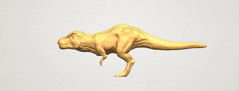 TDA0611 Tyrannosaurus A01.png Download free STL file Tyrannosaurus • 3D printing model, GeorgesNikkei