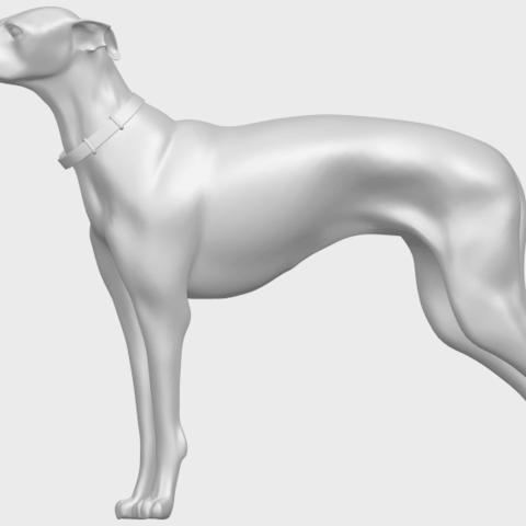 20_TDA0531_Skinny_Dog_03A06.png Download free STL file Skinny Dog 03 • 3D printer model, GeorgesNikkei