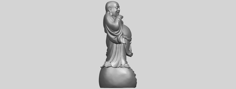 23_TDA0234_Metteyya_Buddha_08A09.png Download free STL file Metteyya Buddha 08 • 3D printing model, GeorgesNikkei