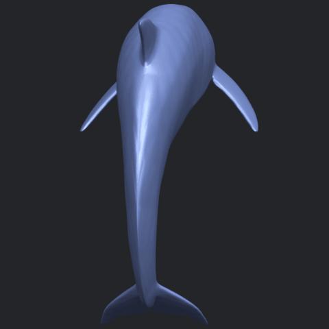27_TDA0613_Dolphin_03B04.png Télécharger fichier STL gratuit Dauphin 03 • Objet pour impression 3D, GeorgesNikkei