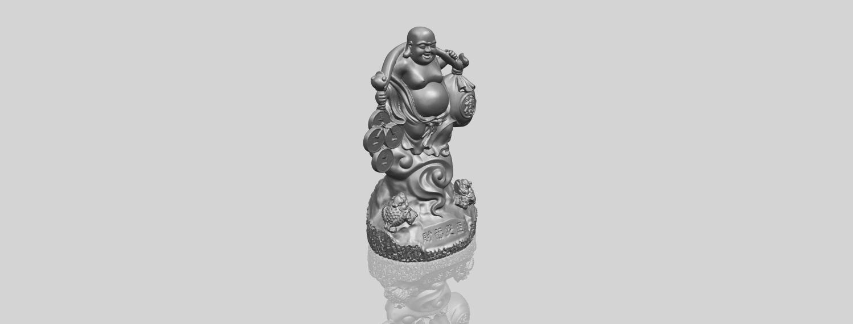 09_TDA0329_Metteyya_Buddha_09A00-1.png Télécharger fichier STL gratuit Bouddha Metteyya 09 • Modèle imprimable en 3D, GeorgesNikkei