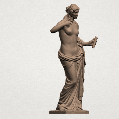 Naked Girl (xi) A07.png Download free STL file Naked Girl 11 • 3D printable model, GeorgesNikkei