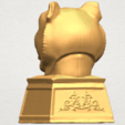 TDA0510 Chinese Horoscope of Tiger 02 A04.png Download free STL file Chinese Horoscope of Tiger 02 • 3D print object, GeorgesNikkei