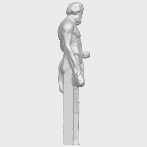 24_TDA0466_Sculpture_of_a_man_02_ex500A09.png Download free STL file Sculpture of a man 03 • 3D print model, GeorgesNikkei