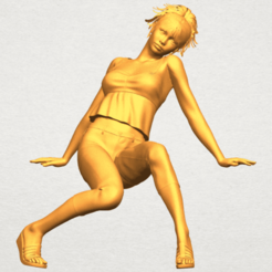 Download free 3D printing files Naked Girl G06, GeorgesNikkei