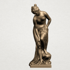 Naked Girl (iv) A01.png Download free STL file Naked Girl 04 • 3D print design, GeorgesNikkei