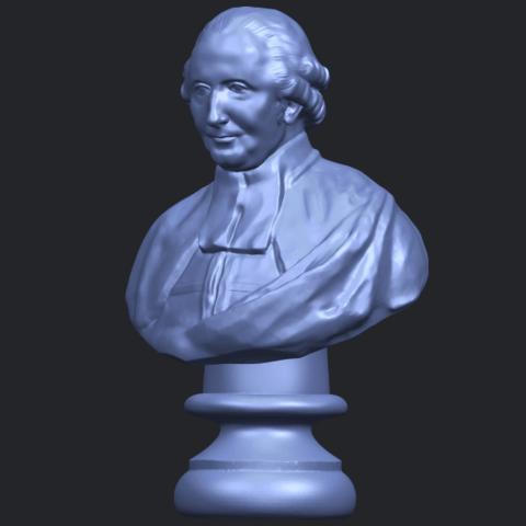 24_TDA0620_Sculpture_of_a_head_of_man_02B02.png Télécharger fichier STL gratuit Sculpture d'une tête d'homme 02 • Design à imprimer en 3D, GeorgesNikkei