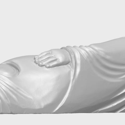 06_TDA0179_Sleeping_Buddha_(i)_88mmA05.png Download free STL file Sleeping Buddha 01 • 3D printable design, GeorgesNikkei