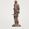 American Soldier A03.png Download free STL file American Soldier • Template to 3D print, GeorgesNikkei