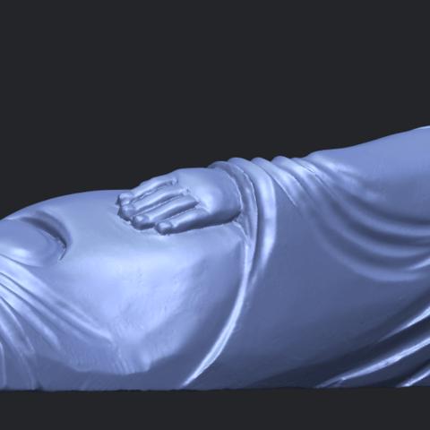 06_TDA0179_Sleeping_Buddha_(i)_88mmB05.png Download free STL file Sleeping Buddha 01 • 3D printable design, GeorgesNikkei