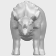 Download free 3D printer designs Triceratops 01, GeorgesNikkei