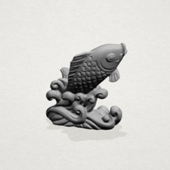 Download free STL file Fish 01 • 3D printable model, GeorgesNikkei