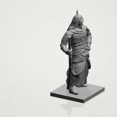 Age of Empire - warrior -A11.png Download free STL file Age of Empire - warrio • 3D print design, GeorgesNikkei