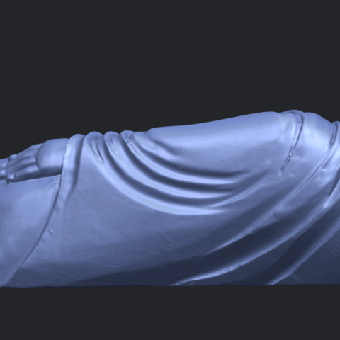 06_TDA0179_Sleeping_Buddha_(i)_88mmB07.png Download free STL file Sleeping Buddha 01 • 3D printable design, GeorgesNikkei
