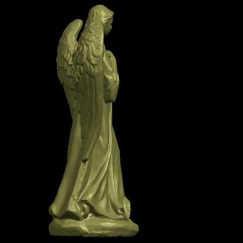 06.png Download free STL file Angel 01 • 3D printer object, GeorgesNikkei