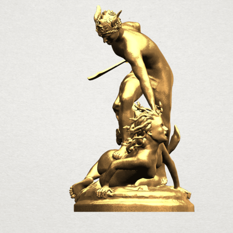 Killing - A08.png Download free STL file Killing 01 • 3D printable model, GeorgesNikkei