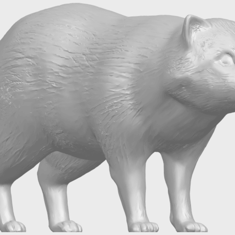 07_TDA0601_FoxA08.png Download free STL file Fox • 3D printer model, GeorgesNikkei