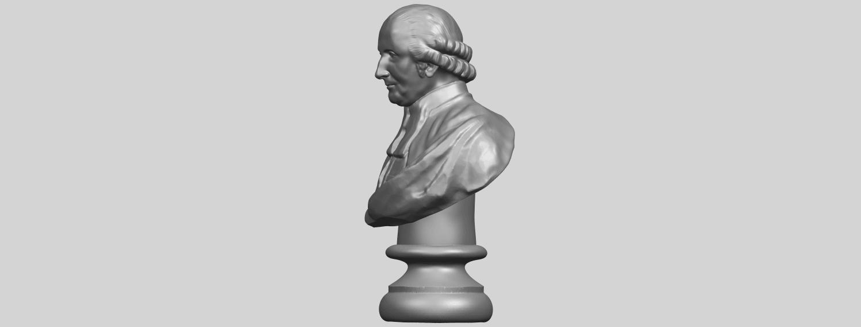 24_TDA0620_Sculpture_of_a_head_of_man_02A03.png Télécharger fichier STL gratuit Sculpture d'une tête d'homme 02 • Design à imprimer en 3D, GeorgesNikkei