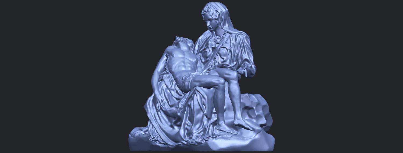 05_TDA0238_La_PietaB02.png Télécharger fichier STL gratuit La Pieta • Modèle pour impression 3D, GeorgesNikkei