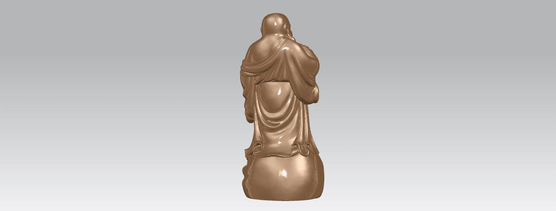 TDA0234 Metteyya Buddha 08 A04.png Download free STL file Metteyya Buddha 08 • 3D printing model, GeorgesNikkei