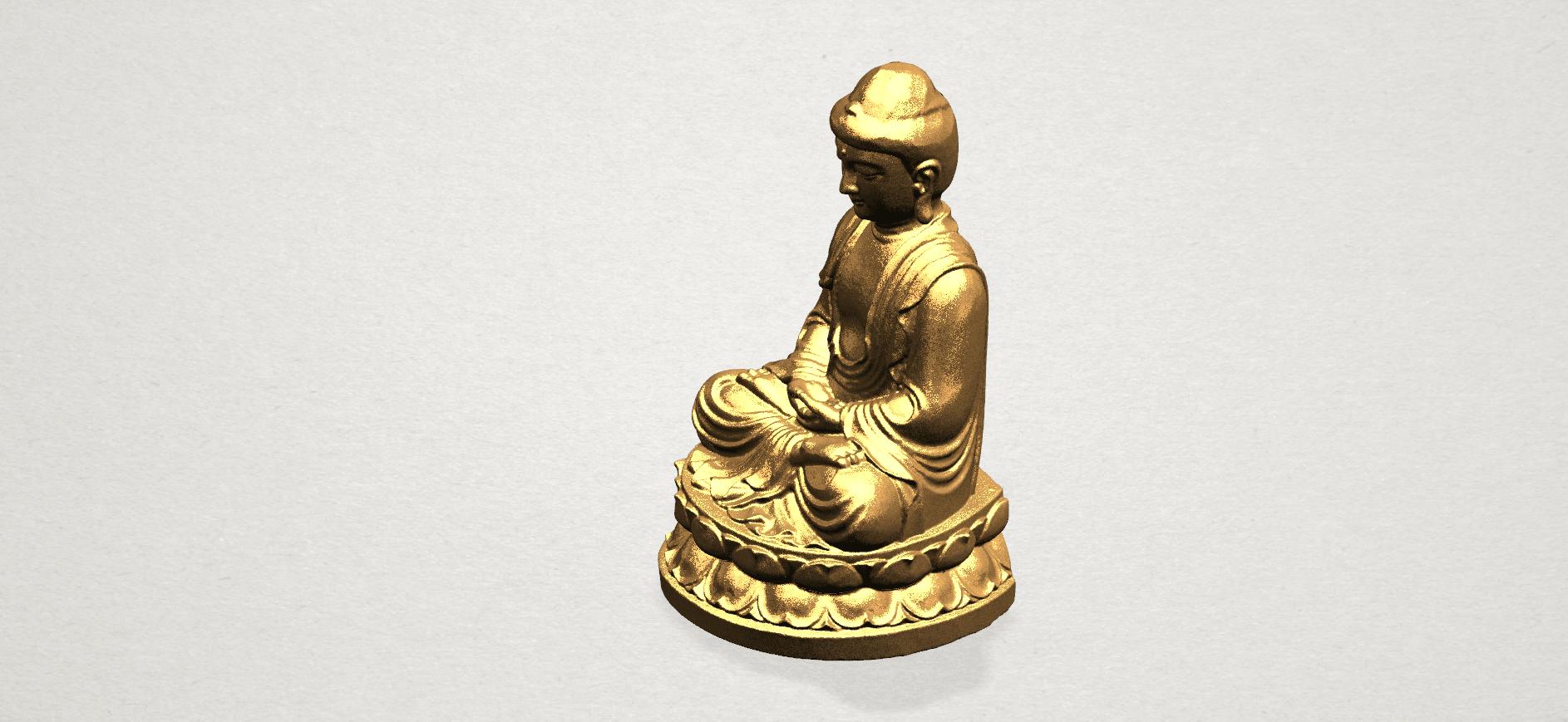 Gautama Buddha young - C05.png Télécharger fichier STL gratuit Gautama Bouddha Bouddha • Objet imprimable en 3D, GeorgesNikkei