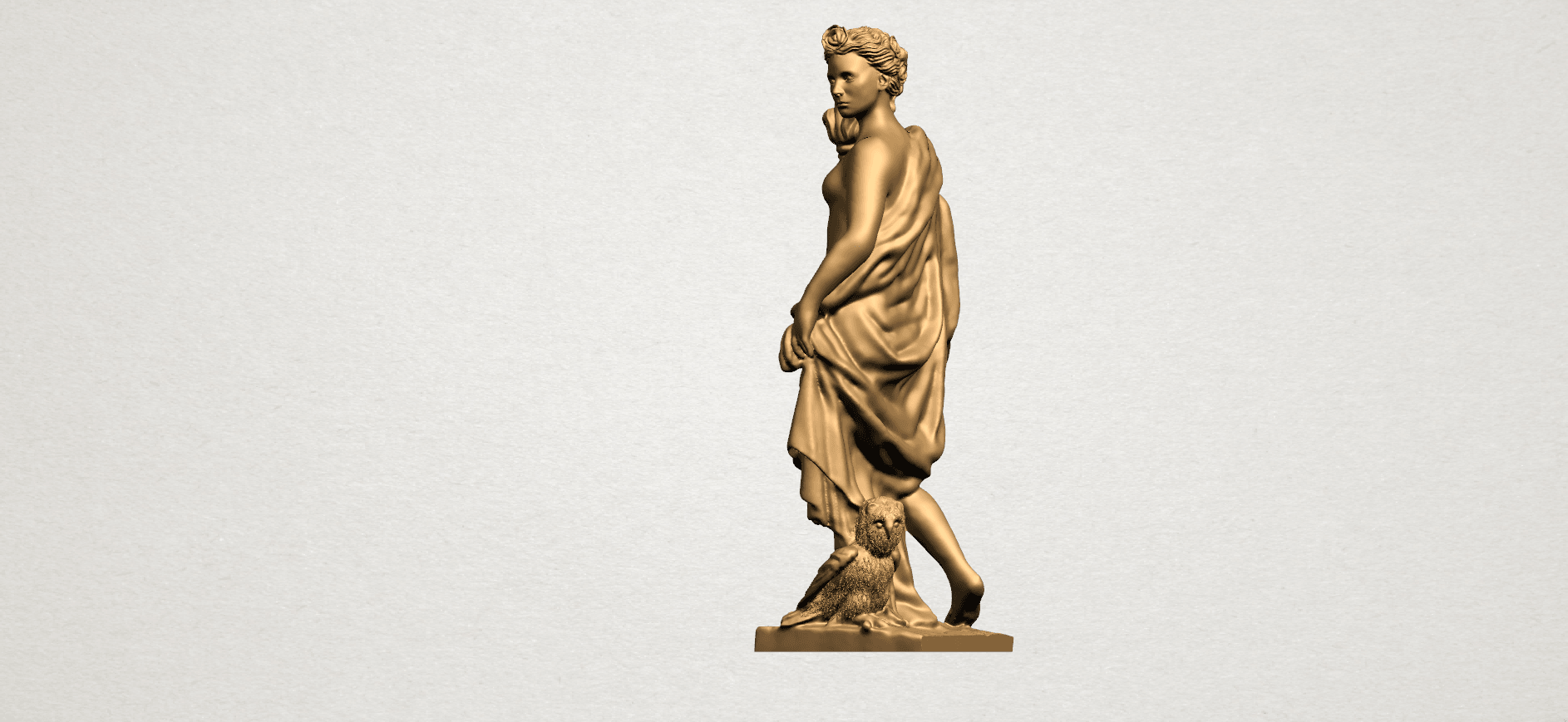 Artemis (i) - A02.png Download free STL file Artemis 01 • Template to 3D print, GeorgesNikkei
