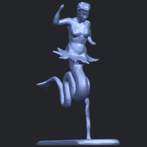 03_TDA0224_Ophidian_-88mmB03.png Download free STL file Ophidian • 3D printing template, GeorgesNikkei