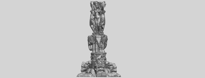09_Thai_Elephant_Tower_80mm_-_A01A08.png Télécharger fichier STL gratuit Tour de l'éléphant thaïlandais • Modèle pour impression 3D, GeorgesNikkei