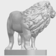 02_TDA0313_Lion_(iii)A08.png Download free STL file Lion 03 • 3D printable template, GeorgesNikkei
