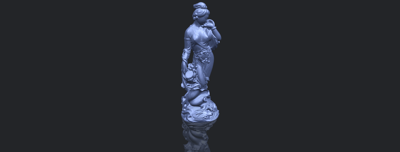 06_TDA0449_Fairy_04B00-1.png Télécharger fichier STL gratuit Fée 04 • Plan à imprimer en 3D, GeorgesNikkei
