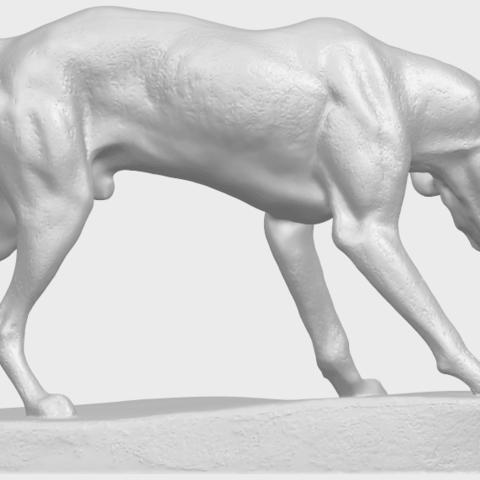 11_Dog_i_62mmA01.png Télécharger fichier STL gratuit Chien 01 • Plan pour impression 3D, GeorgesNikkei