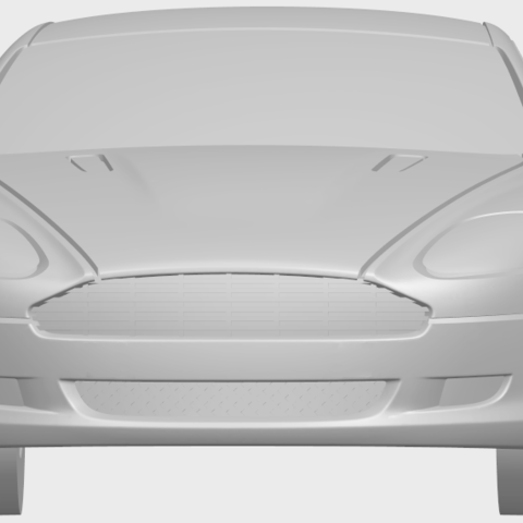 03_TDB006_1-50_ALLA09.png Download free STL file Aston Martin DB9 Coupe • 3D printer template, GeorgesNikkei